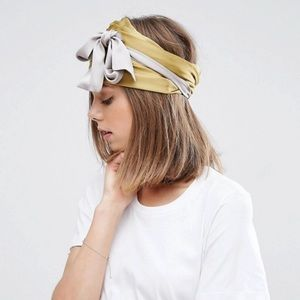 Accessories - Brand new ‼️ Two tone headscarf